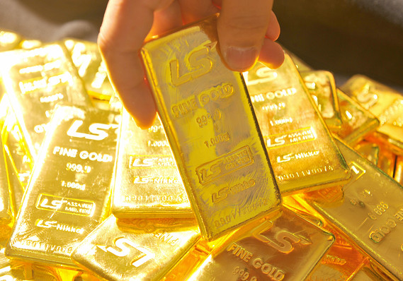 Remain Long On Gold