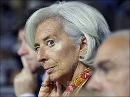 Despite Lagarde's initial reluctance, IMF on the hook for Greece
