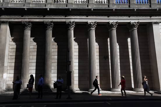 Bank of England Warns Greece Threatens Global Financial Stability
