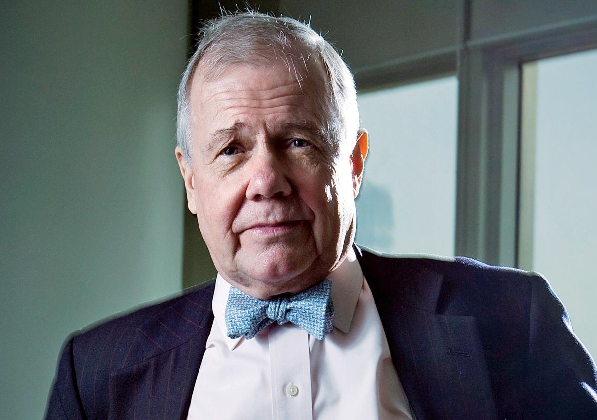 Un gran disturbio financiero se aproxima: Jim Rogers