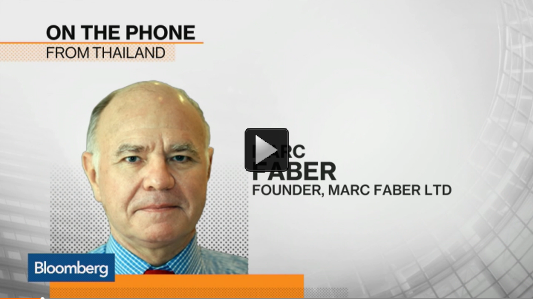 Marc Faber  Warn's