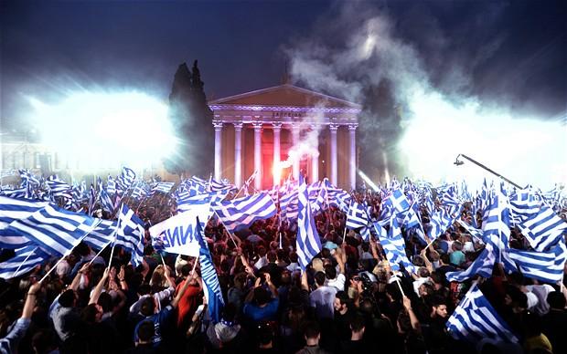 Grecia, Un Reflejo Del Mundo