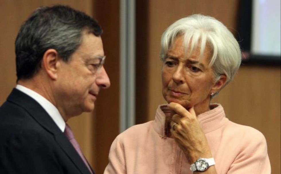 The IMF�s Euro Crisis