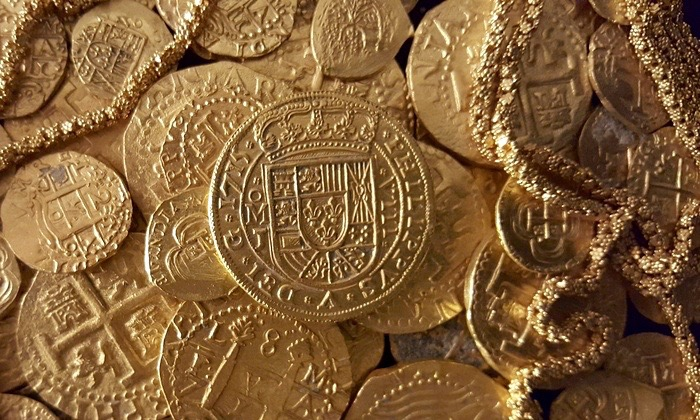 Gold coins worth over $1M from 1715 shipwreck