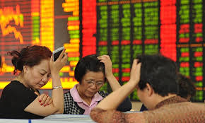 Wall Street Still Didn�t Get The Memo - China�s Done, Tops In!