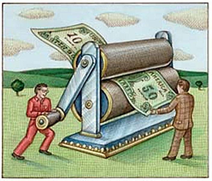 El Sistema Monetario la Nueva forma de Esclavitud