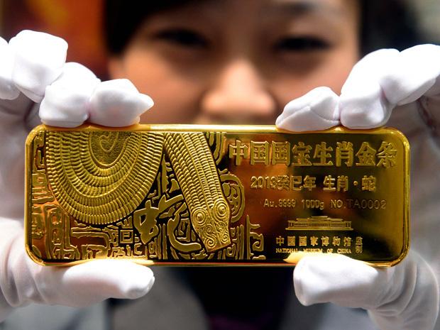El Oro, Herramienta Encubierta de China Para Devaluar Al Yuan