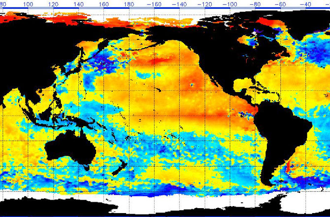 2015 El Nino Could Be One of Strongest Since the 1950s
