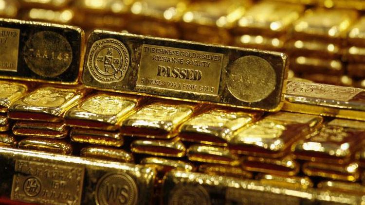 China e India compran todo el oro de la Bolsa de Metales de Londres