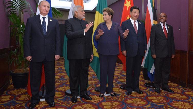 El BRICS se impone a Occidente y le deja sin oro