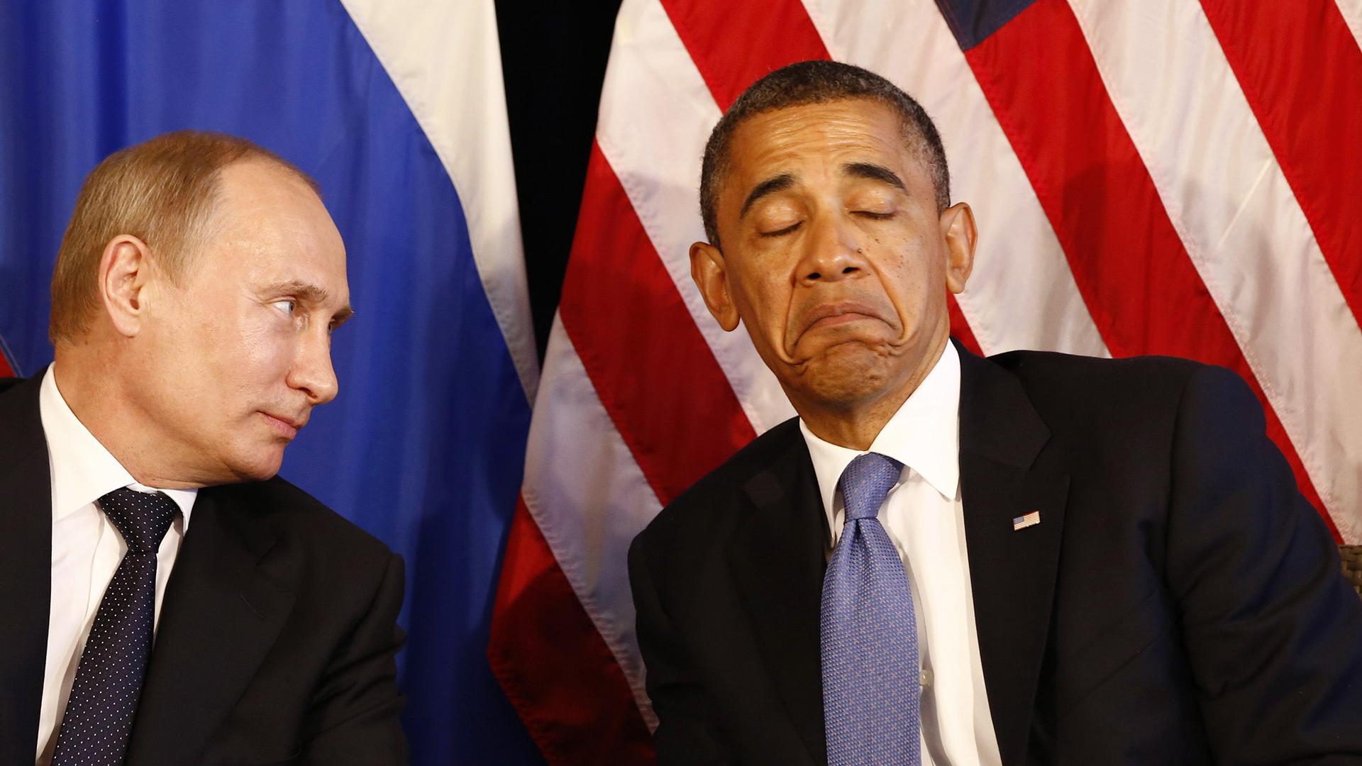 Putin anota otro �gol� a Obama por Siria
