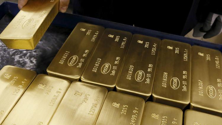 Gran estafa de oro de EE.UU. que