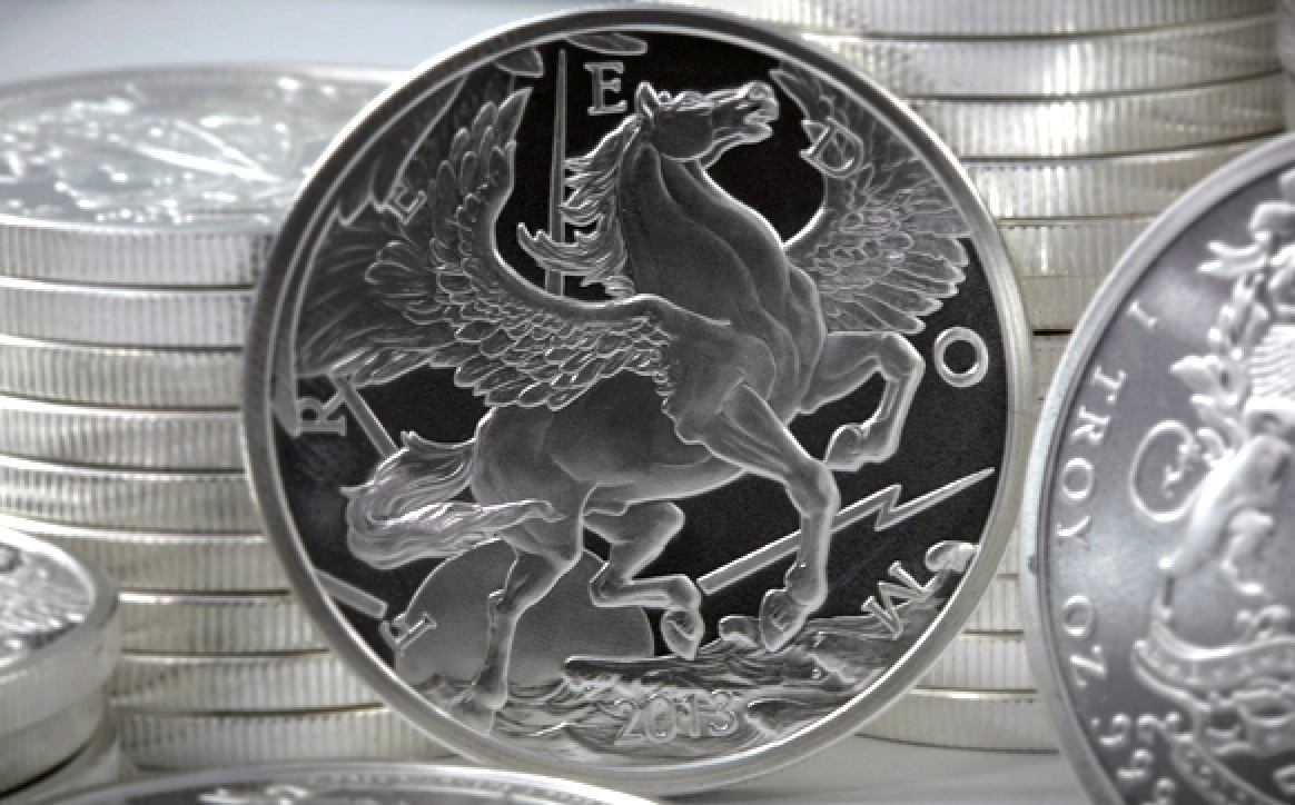 Silver Prices Winding Up for Potential Breakout
