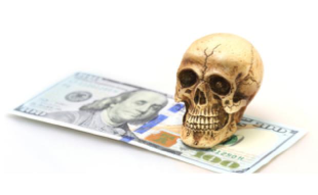 Dollar Death Sentence