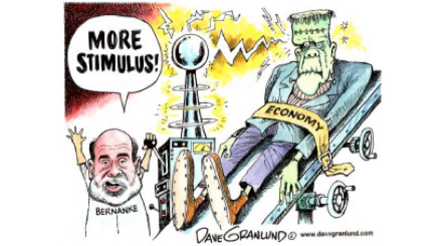 Bernanke�s Sovereign Deception