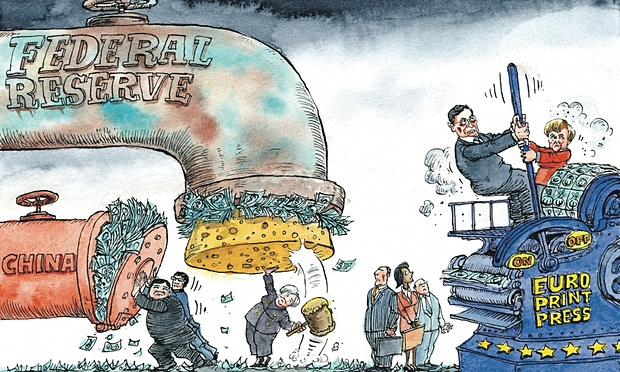 Faith in Central Banks Dwindles