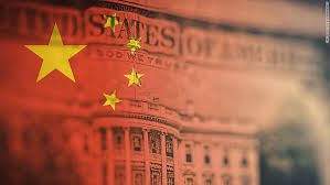 CHINA DUMPING USA DEBT FASTEST PACE ON RECORD - WSJ