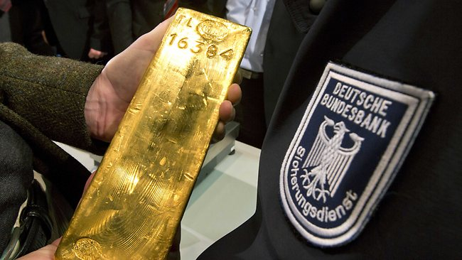 Germany May Set Off a Run on the Gold Stored at the New York Federal Reserve