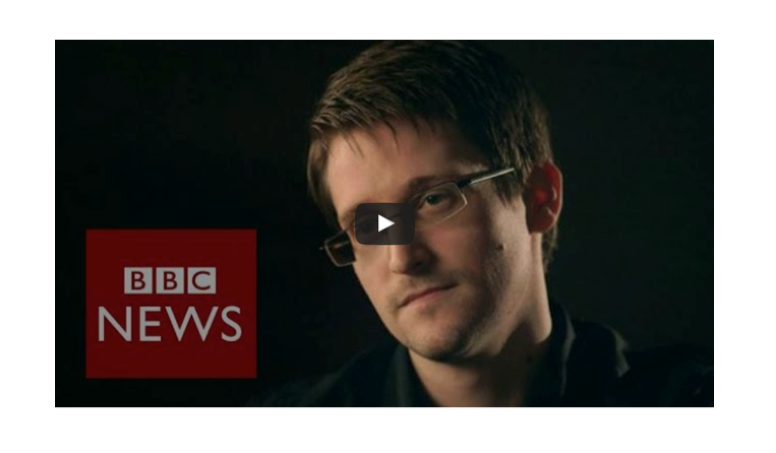Edward Snowden�s New Revelations Are Truly Chilling