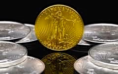 Gold and Silver Jump