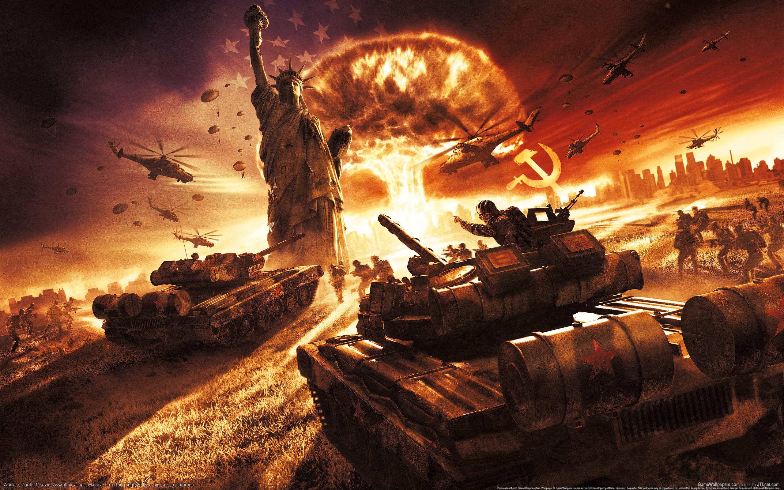 �Hay Preparativos Para Una Tercera Guerra Mundial?