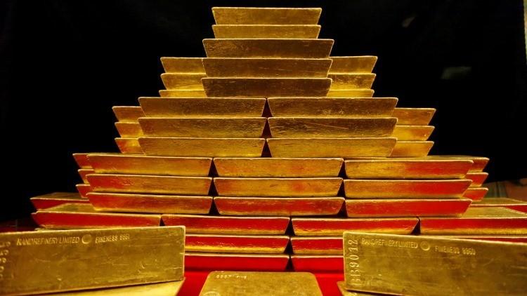 La demanda del oro alcanza su m�ximo en dos a�os
