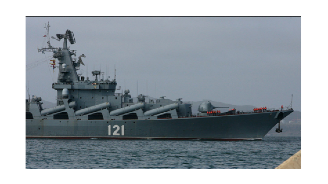 WWW-III? Russian missile cruiser off Latakia coast, ready to destroy ANY dangerous air targets - Defense Minister