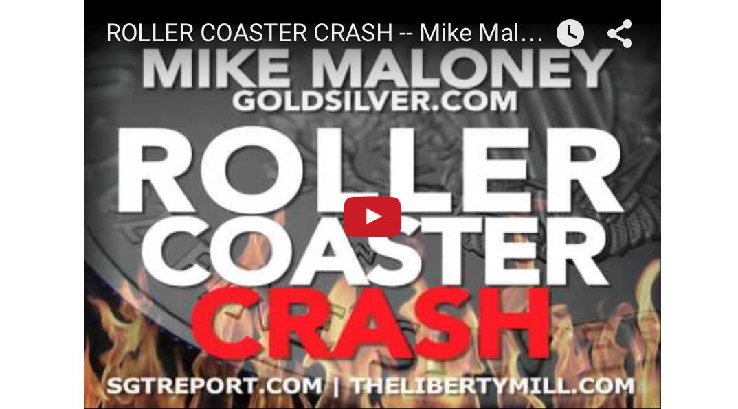 ROLLER COASTER CRASH -- Mike Maloney