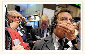 Distressed-Debt Traders See Worst Losses Since '08