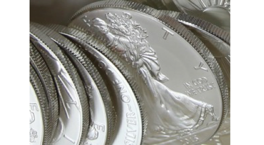 2015 American Silver Eagles Notch Sales Record