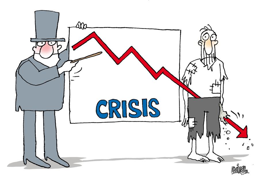 Los Mercados Se Desploman Por Falta De Anfetaminas