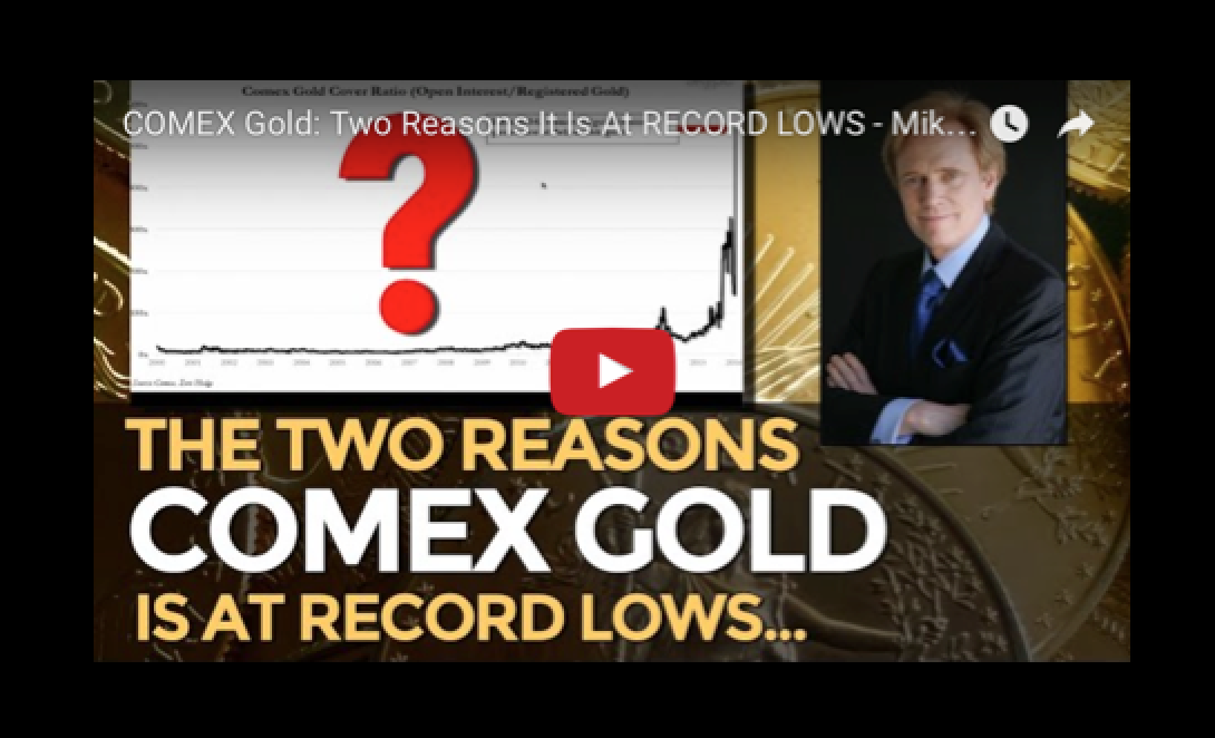 Has Gold Bottomed? Part 2 - Mike Maloney