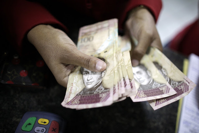 HYPERINFLATION! Venezuela Orders Bank Notes by Planeloads