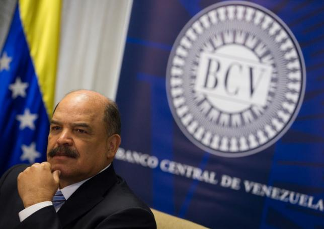 Venezuela central bank in talks with Deutsche Bank on gold swap