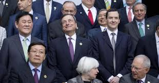 The War On Savers And The 200 Rulers Of Global Finance