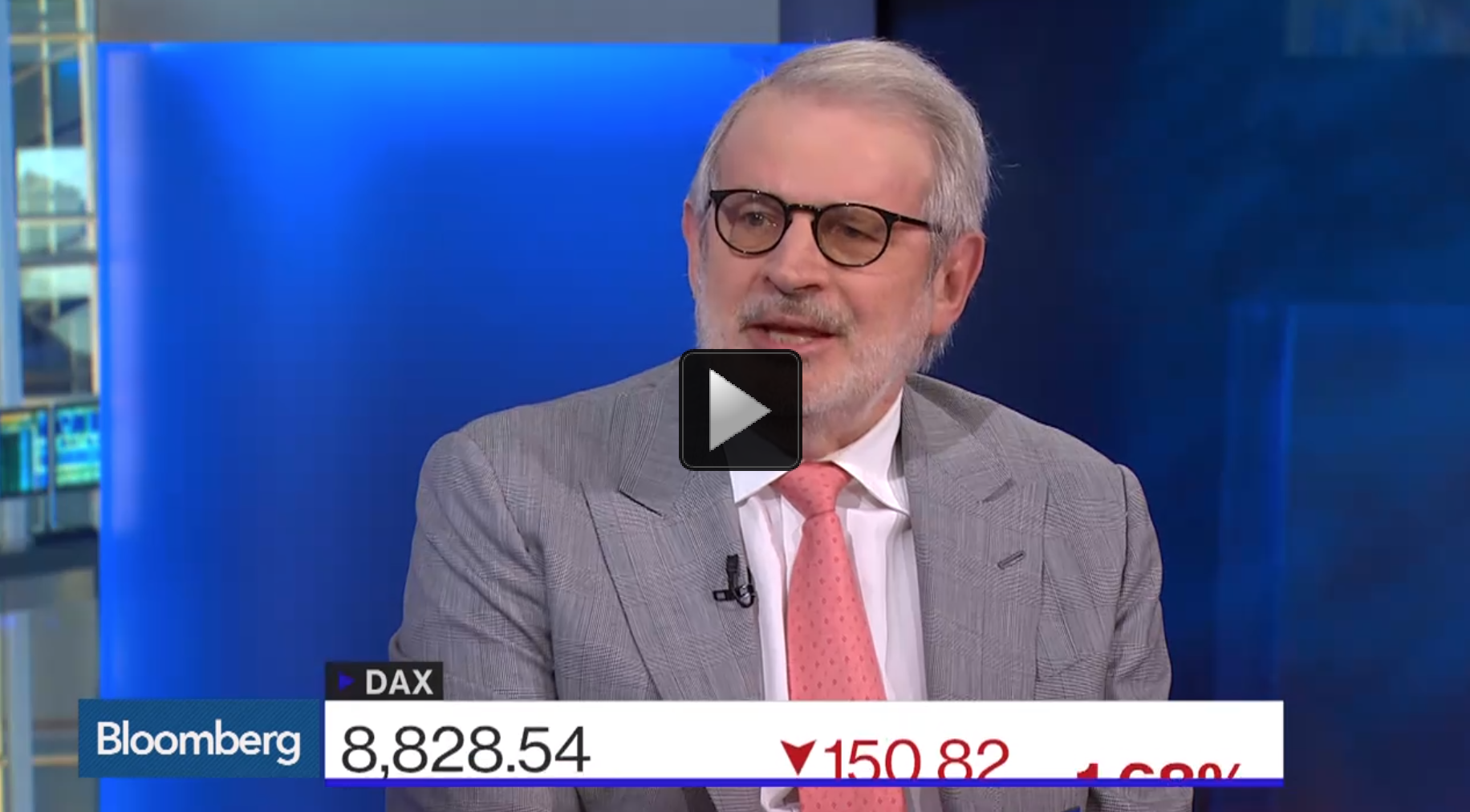 David Stockman - Were Headed for a Global Recession