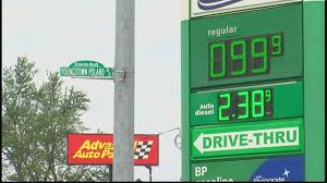 99 Cent Gas May Be on Its Way