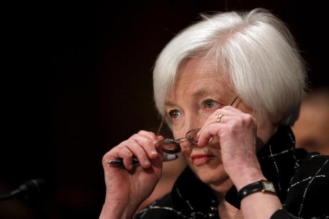 Yellen's dilemma - A downturn with no easy response