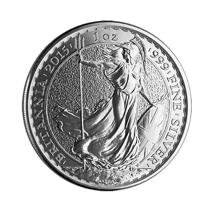 2015 1 Oz Silver Britannia Coin For Sale At Goldsilver 174