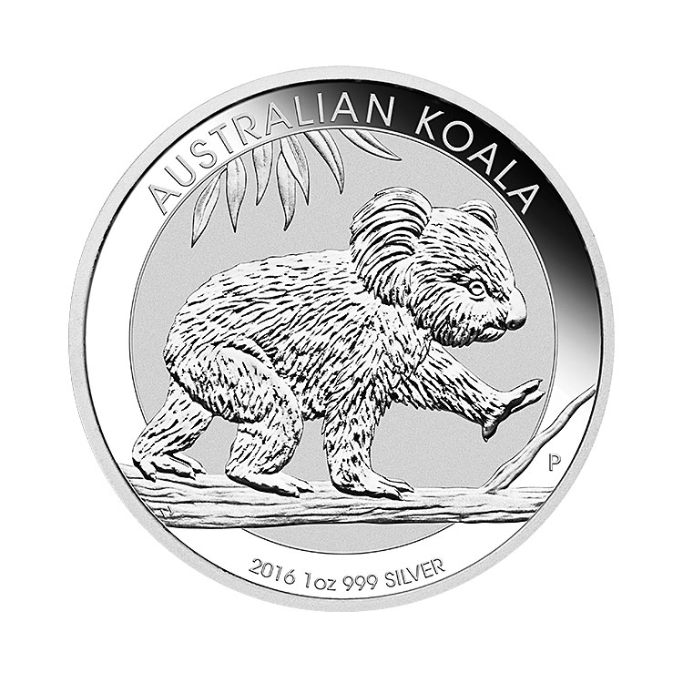2016 1 Oz Koala Silver Coin For Sale At Goldsilver 174