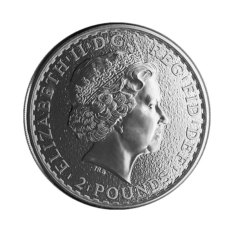 1 Oz Silver Britannia Coin Common Date Buy Online At
