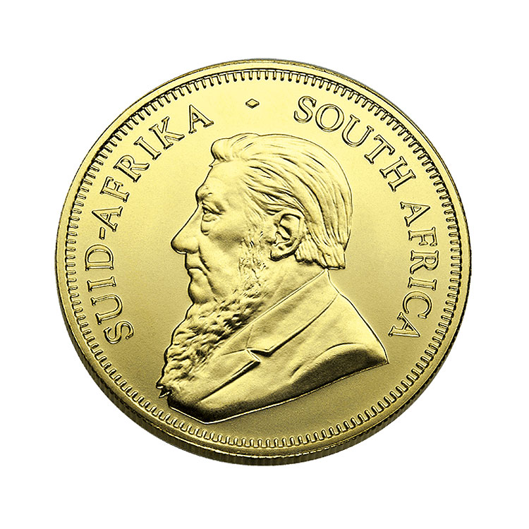 Krugerrand Gold Coin 1 Oz Goldsilver Com