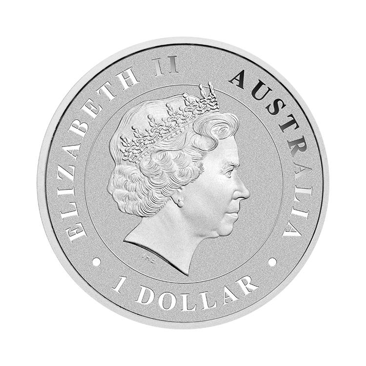 2015 Australian Funnel Web Spider Silver Coin 1 Oz For