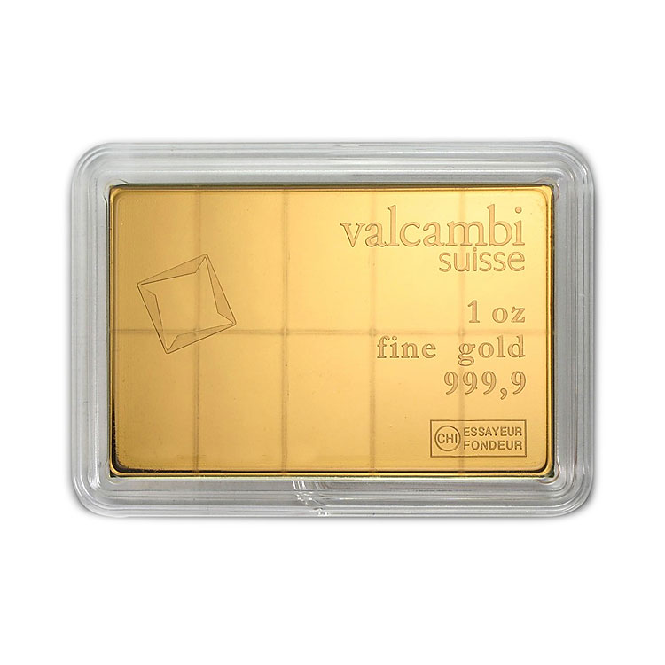 1 Oz Valcambi Gold Bar Combibar Buy Online At Goldsilver 174