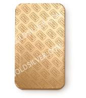 goldsilver.com - 10 oz Credit Suisse Gold Bar Back