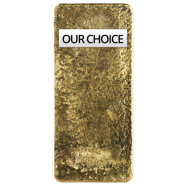goldsilver.com - 1 Kilo Gold Bar - Our Choice (IRA Approved) Back