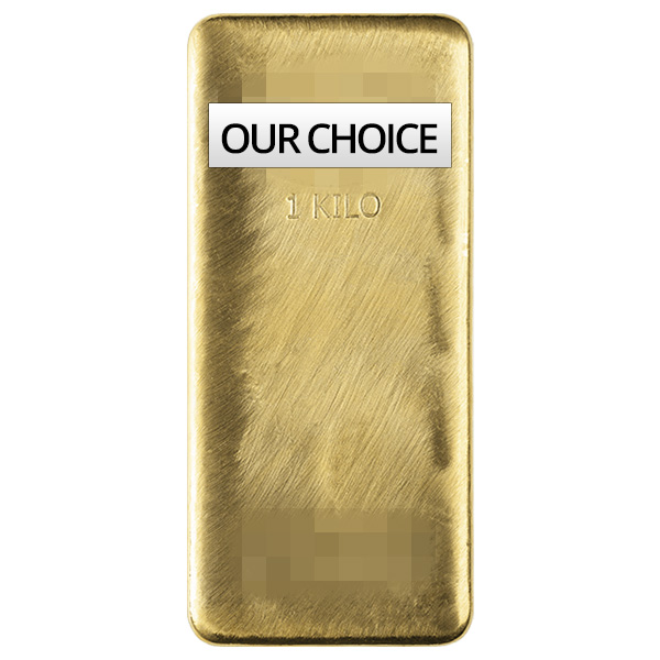 1 Kilo Gold Bar Ira Approved Buy Online At Goldsilver 174