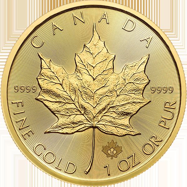 1 Oz Gold Maple Leaf Coin 2016 Buy Online At Goldsilver 174