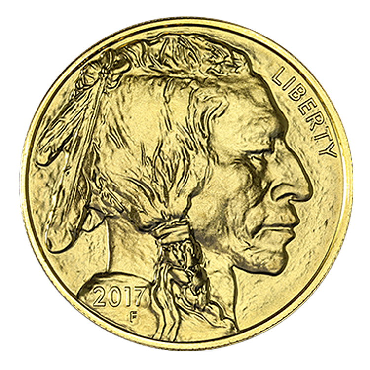 1 Oz American Gold Buffalo Coin 2017 Buy Online At
