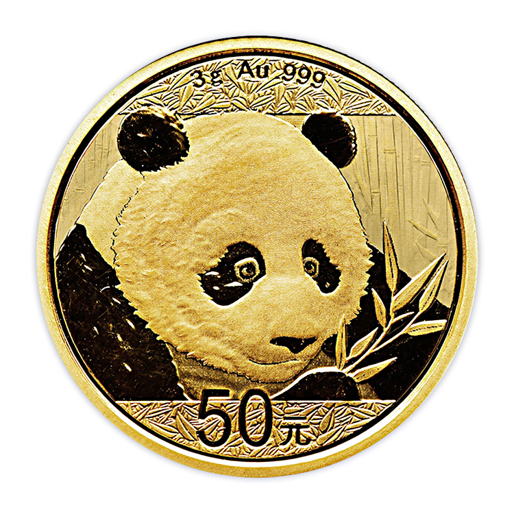 3 G Chinese Gold Panda Coin 2018 Buy Online At Goldsilver 174